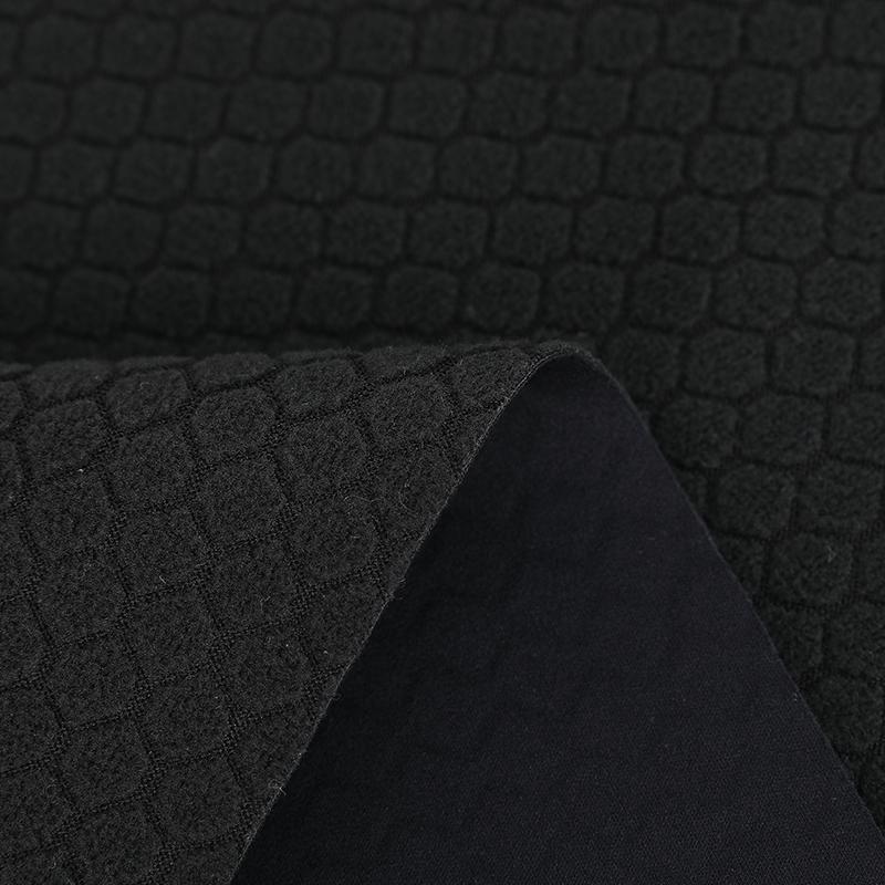 30D双面布+TPU+足球格摇粒绒2#