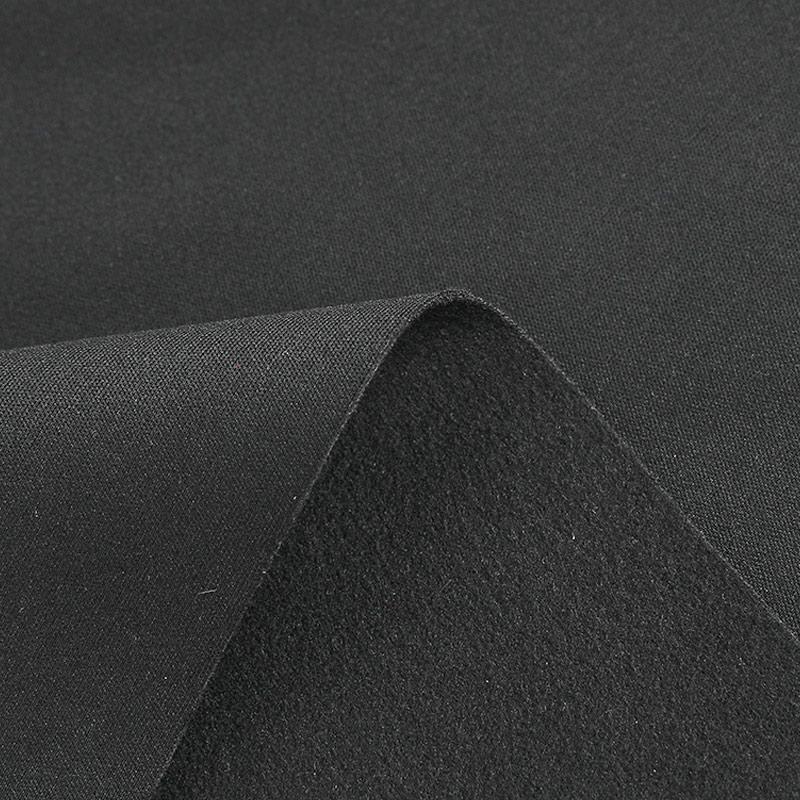 30D双面布+TPU+50D起绒布
