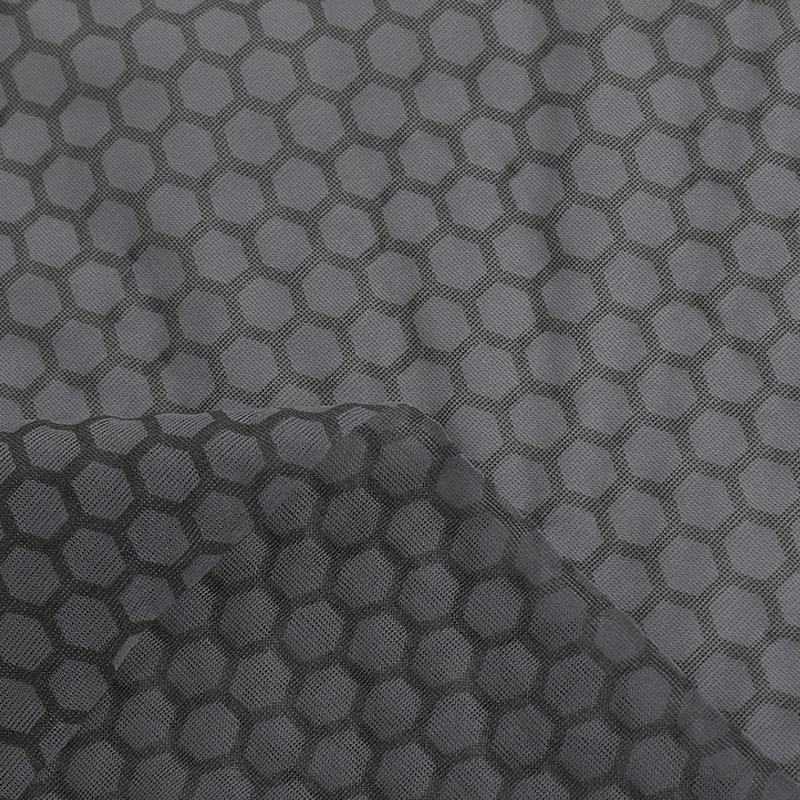 20D薄纱+保暖印花(足球格)