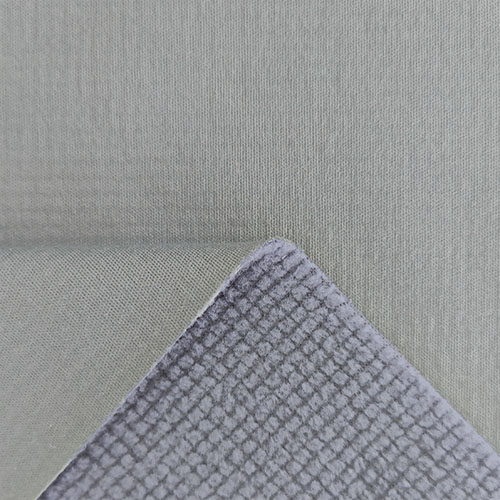 30D双面布+0.15*0.2格子摇粒绒